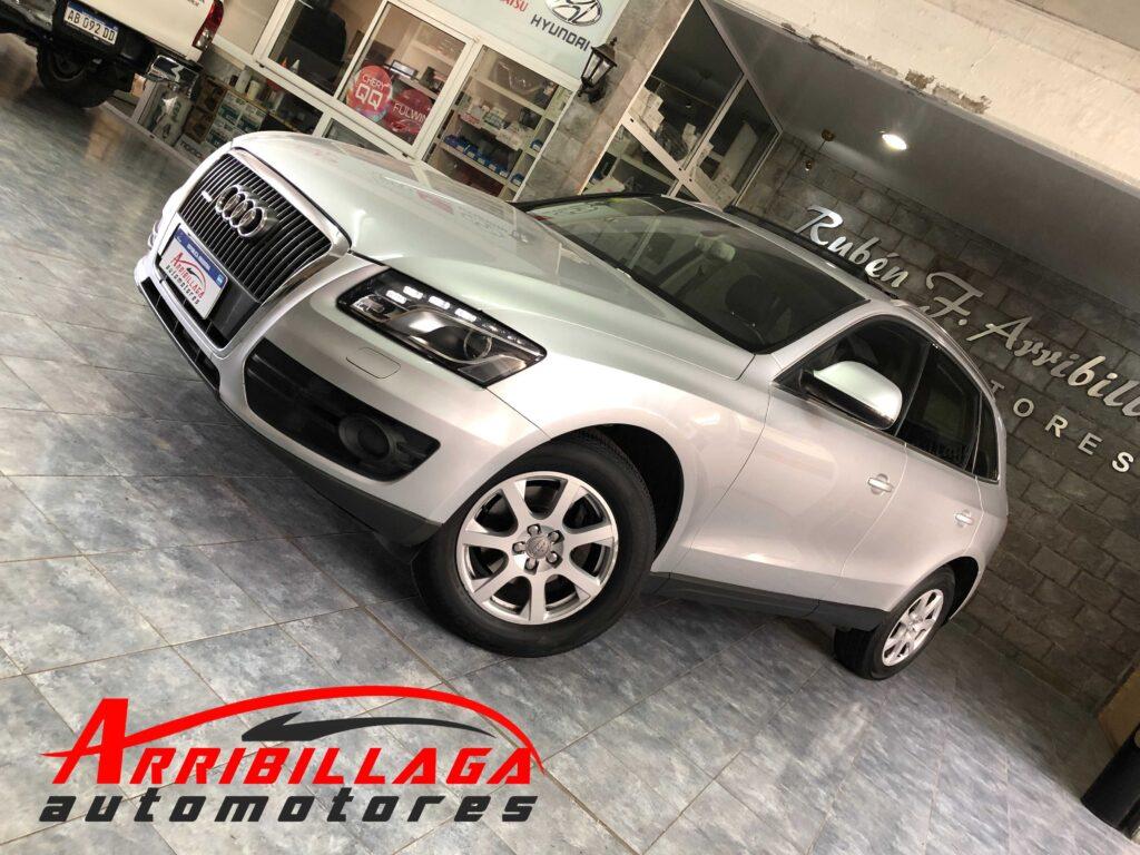 Audi Q5 2.0 TFSI Nafta Quattro 4x4 MT6 2012 Necochea